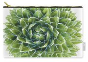 Queen Victoria Agave Succulent Carry-all Pouch