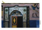 Queen's Hotel Habou Egypt Carry-all Pouch