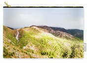Queenstown Tasmania Wide Mountain Landscape Carry-all Pouch