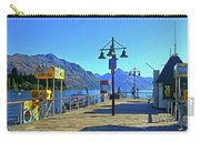 Queenstown's Majestic Mountains Carry-all Pouch