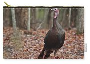 Questioning Wild Turkey Carry-all Pouch