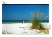 Quiet Beach Scenic Carry-all Pouch