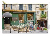 Quiet Cafes In Palma Majorca Spain   Carry-all Pouch