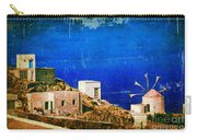 Quiet Day - Olympos - Karpathos Island - Greece Carry-all Pouch