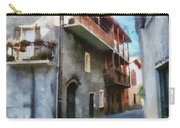 Quiet In Almenno San Salvatore Carry-all Pouch