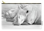 Rhino Quiet Moment Carry-all Pouch