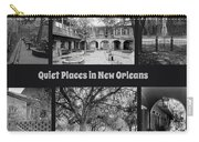 Quiet New Orleans Carry-all Pouch