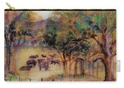 Quiet Pastures Carry-all Pouch