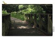 Quiet Path Bridge Carry-all Pouch