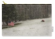 Quiet Remembrance Quantico National Cemetery Carry-all Pouch