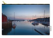 Quiet Solitude Rockport Harbor Carry-all Pouch