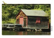 Quiet Sunapee Fishing Cabin Carry-all Pouch
