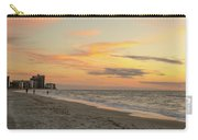Quiet Time At The Beach Carry-all Pouch