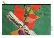Quilt Block 2 Carry-all Pouch