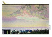Quilted Cloud Carry-all Pouch