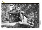Quinlan Bridge Carry-all Pouch by Deborah Benoit