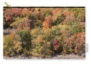 Quinnipiac River Color Carry-all Pouch