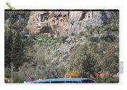 Quintessentially Dalyan River Boats And Rock Tombs Carry-all Pouch