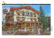 Quite Possibly The Most Expensive And Luxurious Ski Resort In The World, Vail, Colorado  Carry-all Pouch