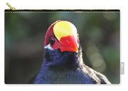 Quizzical Bird Carry-all Pouch