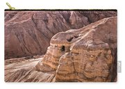 Qumran Cave 4, Israel Carry-all Pouch