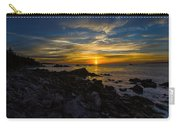 Quoddy Head State Park Sunrise Panorama Carry-all Pouch