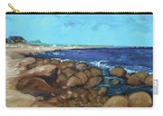 Quonocontaug West Beach Carry-all Pouch