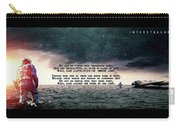 Quotes From Interstellar Carry-all Pouch