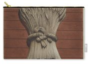 """""""sheaf Of Wheat"""" Shop Sign Carry-all Pouch"""