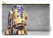 R2 Feeling Happy Carry-all Pouch