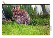 Rabbit As A Painting Carry-all Pouch