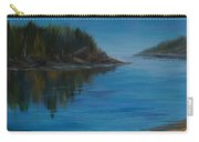 Rabbit Blanket Lake Carry-all Pouch