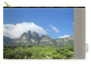 Organ Mountains Rabbit Ears Carry-all Pouch