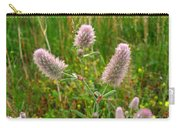 Rabbit Foot Clover Carry-all Pouch