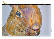 Rabbit Watercolor 15-01 Carry-all Pouch
