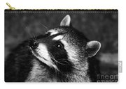 Raccoon Looking Carry-all Pouch