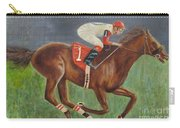 Race Horse Big Brown Carry-all Pouch