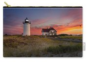 Race Point Light Sunset 2015 Carry-all Pouch