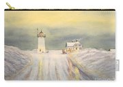 Race Point Lighthouse Provincetown Carry-all Pouch