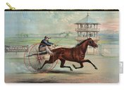 Racehorse: Goldsmith Maid Carry-all Pouch by Granger