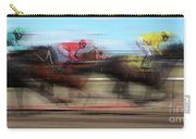Racetrack Dreams  Carry-all Pouch