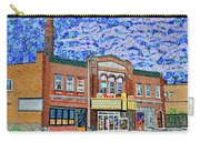 Racine, Wisconsin Carry-all Pouch