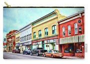 Radford Virginia - Along Main Street Carry-all Pouch