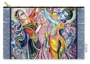 Radha Krishna - Cosmic Dance Carry-all Pouch