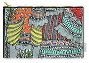 Radha Krishna Fish Carry-all Pouch