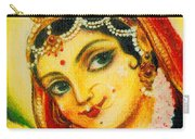 Radha - The Indian Love Goddess Carry-all Pouch