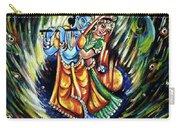 Radhe Krishna Carry-all Pouch