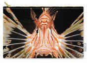 radial Lionfish Pterois radiata Carry-all Pouch