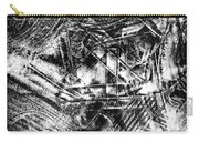 Radiance In Monochrome  Carry-all Pouch