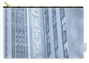 Radio City Cool Toned Carry-all Pouch